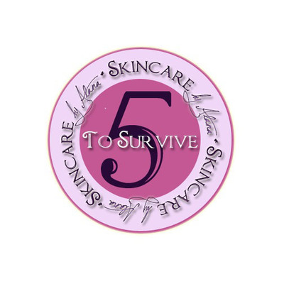 5 to Survive.  (PRNewsFoto/Skincare by Alana)