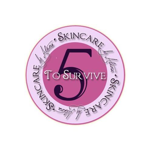 5 to Survive.  (PRNewsFoto/Skincare by Alana)