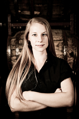 Hangar 1 Vodka, a Craft Spirits Pioneer in Alameda, Calif., Names Caley Shoemaker as New Head Distiller to Lead Operations and Champion Product's Well-Established Quality and Integrity (PRNewsFoto/Hangar 1 Vodka)