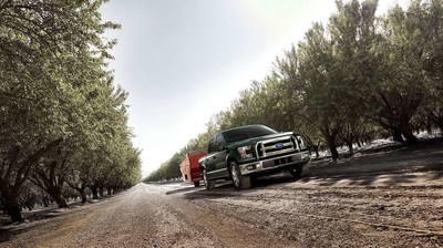 The 2015 Ford F-150 is coming later this year (PRNewsFoto/Maritime Ford)