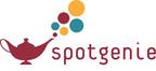 Logo for the digital advertising delivery network SpotGenie.  (PRNewsFoto/SpotGenie, Inc.)