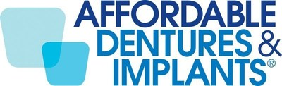 Affordable Dentures & Implants logo