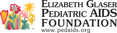 Elizabeth Glaser Pediatric AIDS Foundation logo. (PRNewsFoto/Elizabeth Glaser Pediatric AIDS Foundation) (PRNewsFoto/ELIZABETH GLASER PED_ AIDS FOUND)