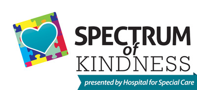 """Connecticut's Hospital for Special Care Launches """"Spectrum of Kindness"""" to foster a better understanding of Autism and the faces behind the numbers. Go to spectrumofkindness.org to share your stories and be inspired. (PRNewsFoto/Hospital for Special Care) (PRNewsFoto/HOSPITAL FOR SPECIAL CARE)"""