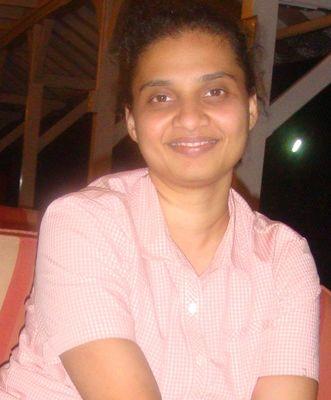 Ms. Prachi Athavale Senior Director-Client Servicing, MRSS India (PRNewsFoto/MRSS India)