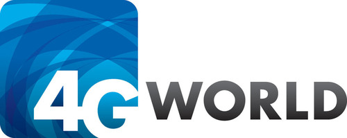 4G World 2012 Conference and Expo logo.  (PRNewsFoto/UBM TechWeb)