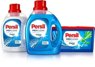 Persil ProClean Product Portfolio