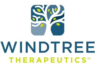 Windtree Therapeutics, Inc. - Striving to deliver hope for a lifetime