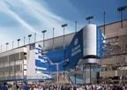 Rendering of Florida Hospital Injector at Daytona International Speedway