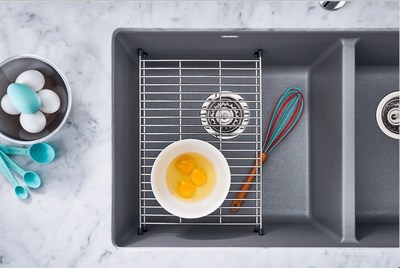BLANCO introduces innovative multi-purpose Floating Grids - the ultimate space saving kitchen accessory for your kitchen