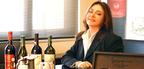 Greek premium wine producer, Iliana Stegou, Porto Carras.  (PRNewsFoto/Elemental Meme)