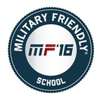 Universal Technical Institute® Named to 2016 Military Friendly® Schools List for Fifth Straight Year