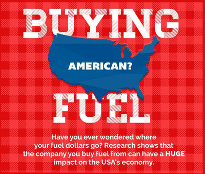 AMERIgreen's Infographic.  (PRNewsFoto/AMERIgreen Energy)