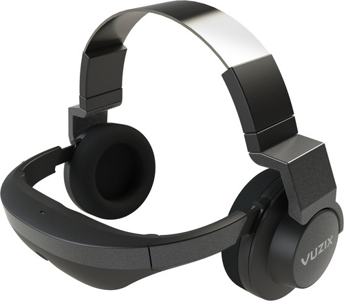 V720 Video Headphone from Vuzix is the winner of two 2014 CES Innovations Design and Engineeing Awards. (PRNewsFoto/Vuzix Corporation) (PRNewsFoto/VUZIX CORPORATION)