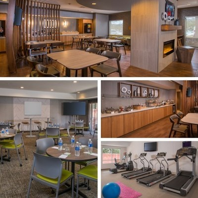 SpringHill Suites Herndon Reston has undergone a renovation that reinvented its lobby and breakfast areas as well as added a new, state-of-the-art conference room for small business groups. For information, visit www.SpringHillSuitesHerndonReston.com or call 1-703-435-3100.