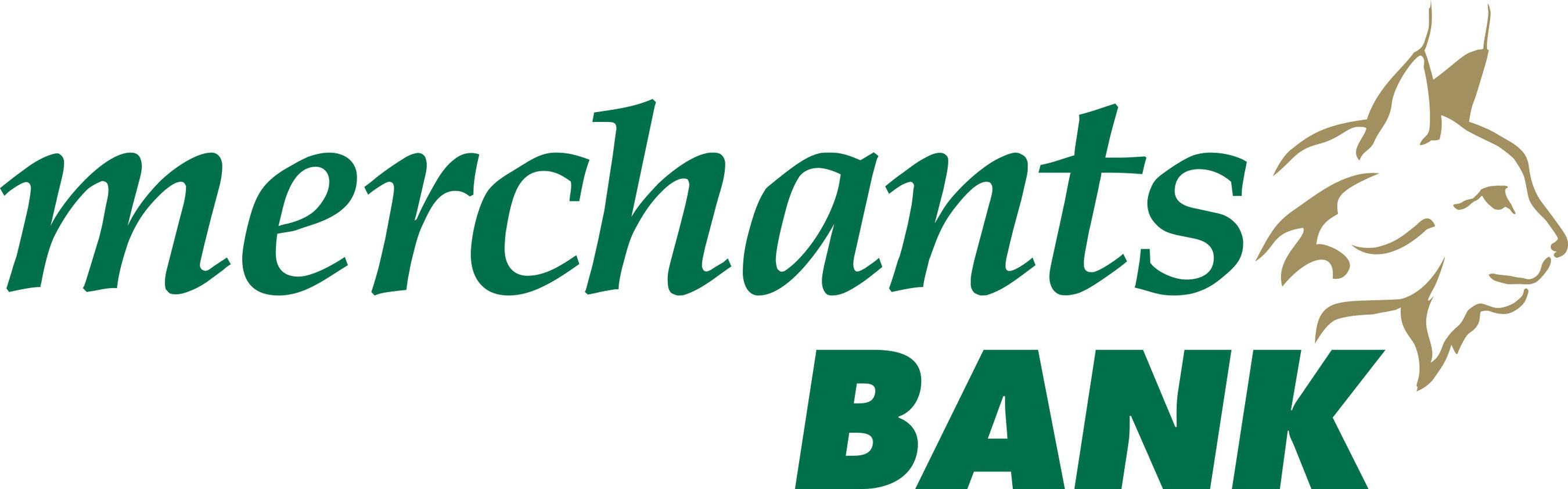 Merchants Bank Logo (PRNewsFoto/Merchants Bank)