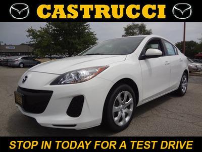The 2012 Mazda3 is available at Matt Castrucci Mazda.  (PRNewsFoto/Matt Castrucci Mazda)
