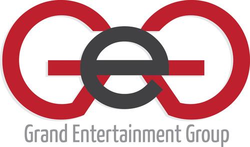 Grand Entertainment Group logo. (PRNewsFoto/Grand Entertainment Group) (PRNewsFoto/GRAND ENTERTAINMENT GROUP)