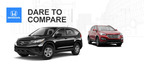 Honda CR-V remains strong option in SUV segment for 2014 (PRNewsFoto/Allan Nott Honda Toyota)