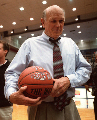 Coach Lefty Driesell, courtesy of Atlanta Journal Constitution