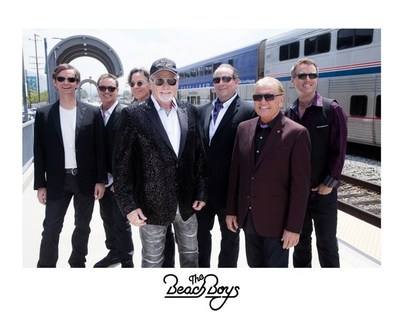 Iconic music legends The Beach Boys will perform live from the West Lawn of the U.S. Capitol on PBS' National Memorial Day Concert Sunday, May 29, 2016 from 8:00 to 9:30 p.m.
