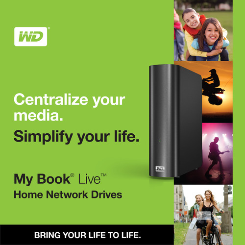 WD® Provides Consumers Fastest Access to Their Content With New Home Network Drive