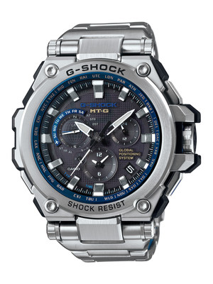CASIO G-SHOCK ELEVATES MT-G (METAL TWISTED G-SHOCK) MODEL WITH TECHNOLOGICAL ADVANCEMENTS