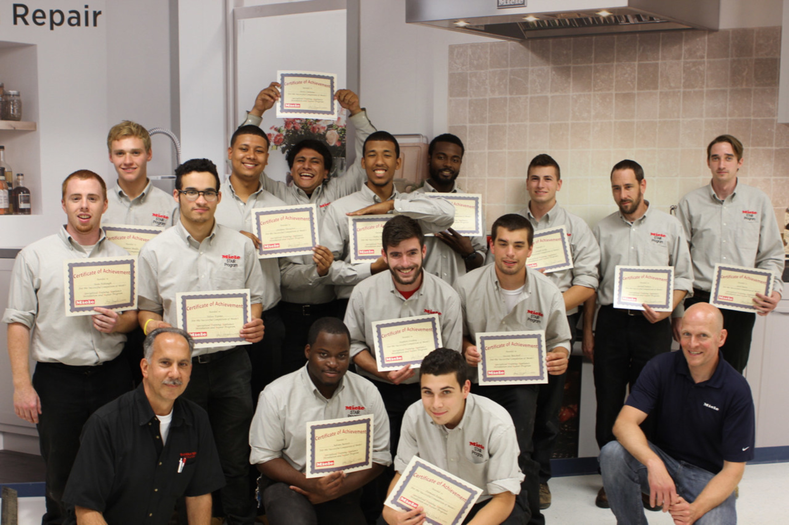 Lincoln Tech Miele Professional Partnership Increases Hvac And Electronic Systems Career Opportunities
