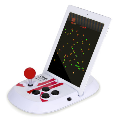 The Atari(R) Arcade Brings Direct Control to Atari's Greatest Hits App.  (PRNewsFoto/Discovery Bay Games)