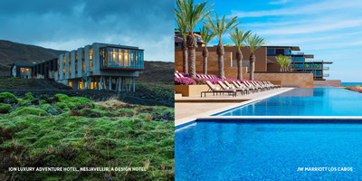Marriott International's Expanded Portfolio of 30 Leading Hotel