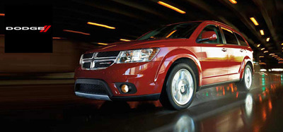Ingram Park CDJ offers the 2014 Dodge Journey in its vast selection of new Dodge vehicles.  (PRNewsFoto/Ingram Park CDJ)
