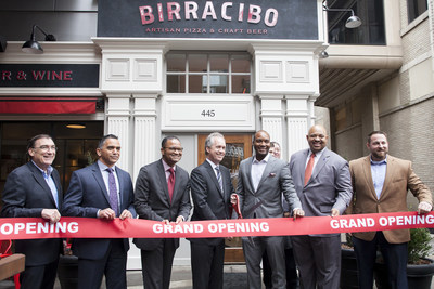 The Ribbon Cutting Ceremony and Grand Opening for Birracibo took place on March 3rd, 2016.