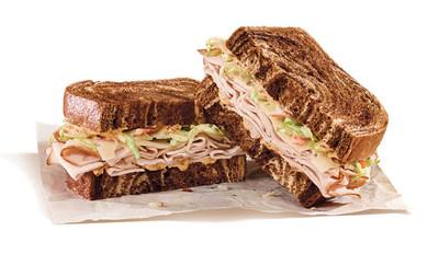 Arby's Rachel Sandwich