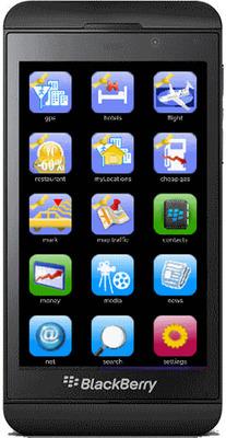 LifeInPocket app.  (PRNewsFoto/RoadComm, Inc.)