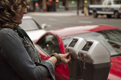 Technologically advanced parking meters with credit card capabilities from IPS Group, Inc. are providing more reliable and convenient services to drivers.  (PRNewsFoto/IPS Group, Inc.)