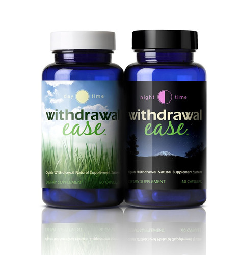 Withdrawal-Ease, the leading nutritional supplement system designed to help ease the physical and emotional discomfort of opiate withdrawal, is now available in Canada and Australia. (PRNewsFoto/Withdrawal Ease) (PRNewsFoto/WITHDRAWAL EASE)