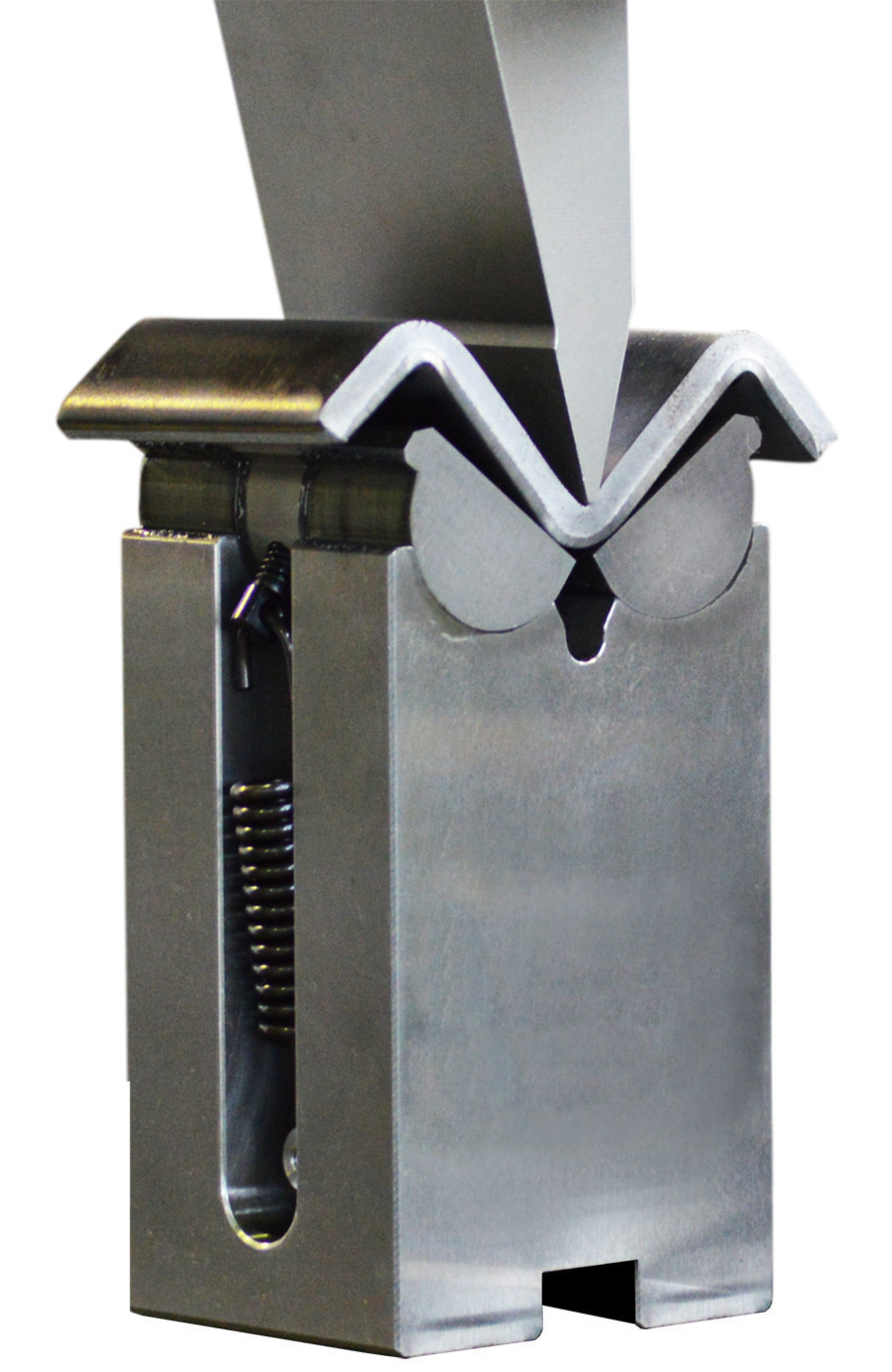 Mate Precision Tooling has expanded its press brake tooling product line with the addition of Mate CleanBend(TM) forming technology. The CleanBend tool is available in both European Precision Style and Wila Trumpf Style tooling and can be adapted to American Precision Style tooling.
