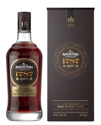 The House of Angostura(R) Introduces: Angostura(R) 1787 Super-Premium 15YO Rum