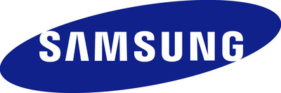 Samsung logo.  (PRNewsFoto/Samsung Electronics Co., Ltd.)