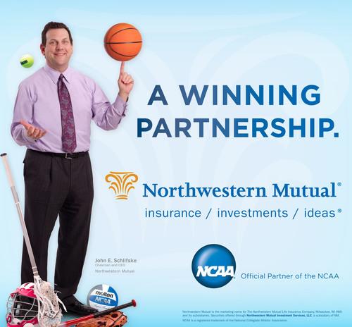 Northwestern Mutual Life Insurance Quote 2: Northwestern Mutual Announces Multi-Year NCAA® Partnership