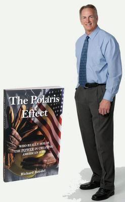 The Polaris Effect by Richard Roedel.  (PRNewsFoto/Richard Roedel)