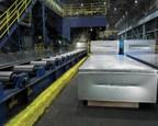 Novelis's Oswego manufacturing plant