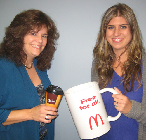McDonald's® Restaurants Across The Region Say Thank You To Customers With Free Coffee
