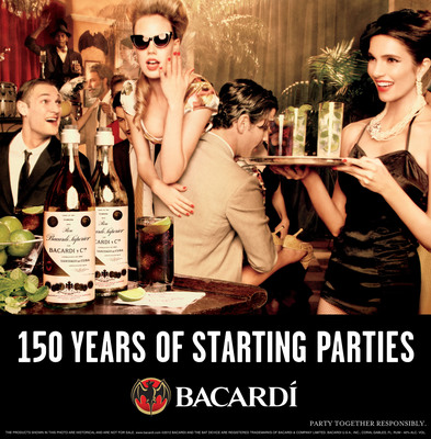 150 Years Of The Bacardi Archive Revealed