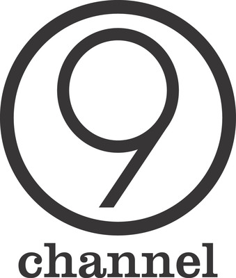 Nine West Channel 9 Logo.  (PRNewsFoto/Nine West)