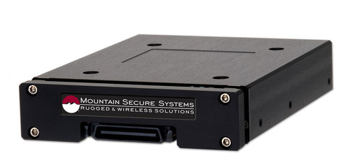 Fibre Channel Sled image - Mountain Secure Systems.  (PRNewsFoto/Mountain Secure Systems)