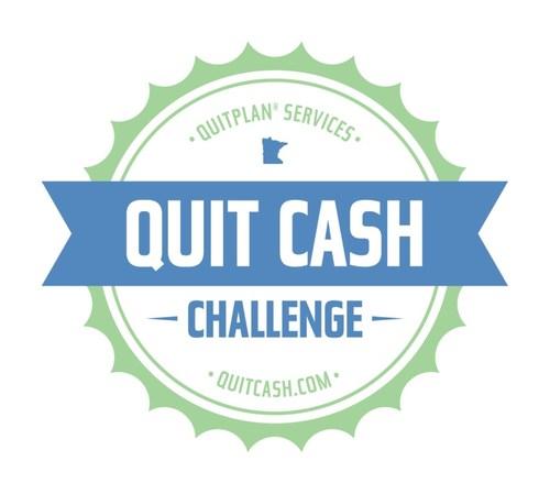QUITPLAN(R) Services QuitCash Challenge(TM) (PRNewsFoto/QUITPLAN Services)