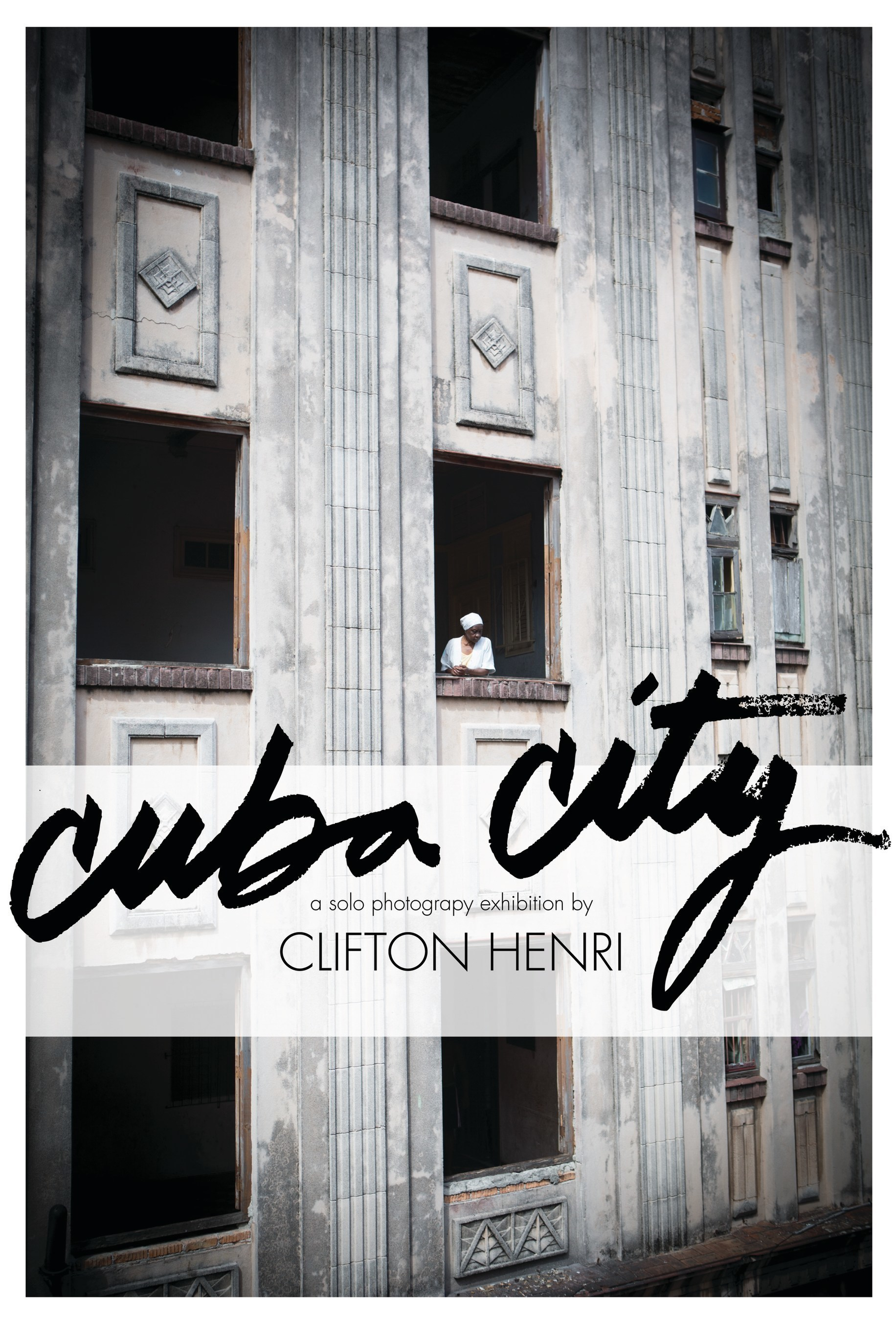 Award winning photographer Clifton Henri, will host his much anticipated first national show unveiling exclusive pieces that document his travels to and within Havana, Cuba.  The Cuba City collection will be unveiled at the Lacuna Artist Lofts in Chicago on Friday, November 20, 2015.