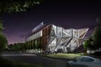 The Pennovation Center designed by HWKN.