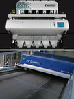 Complete optical sorting solution, from Buhler Sortex and NRT, for PET and HDPE plastic bottle and flake sorting. (PRNewsFoto/Buhler Sortex and NRT)
